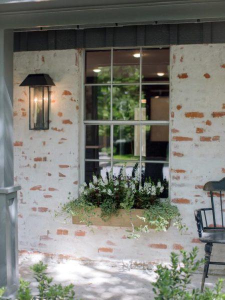German-Schmear-Mortar-Treatment-fixer-upper-e1463783844202 Painting Brick Home S Exterior Designs on stucco exterior home, painting brick fireplace, painting brick driveways,