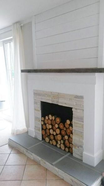 Fireplace Facelifts With How To Links